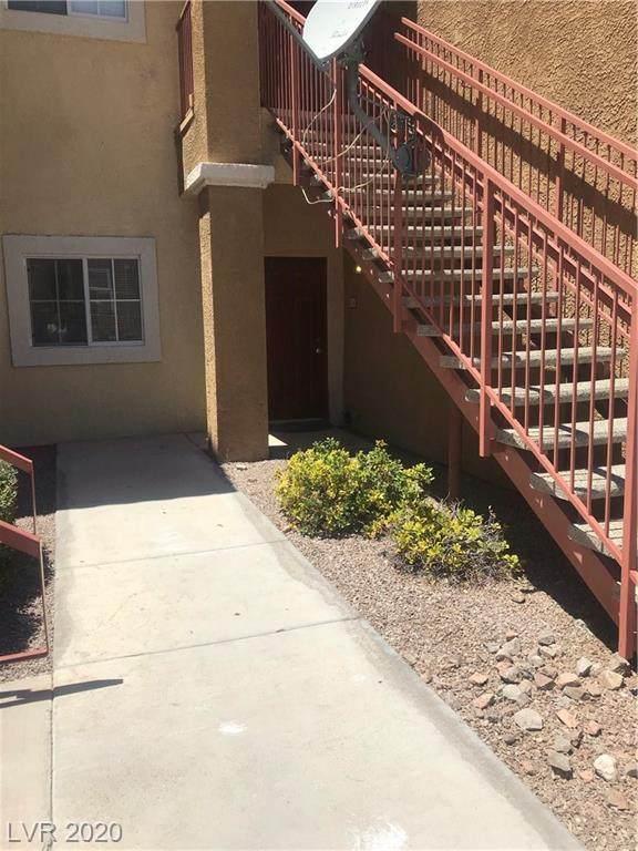 6160 Rumrill Street #114, Las Vegas, NV 89113 (MLS #2201125) :: The Shear Team