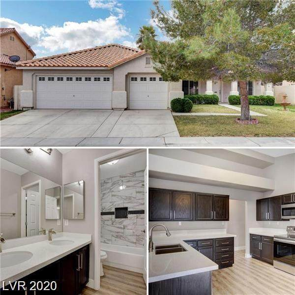 1023 Stable Glen, North Las Vegas, NV 89031 (MLS #2201172) :: Team Michele Dugan
