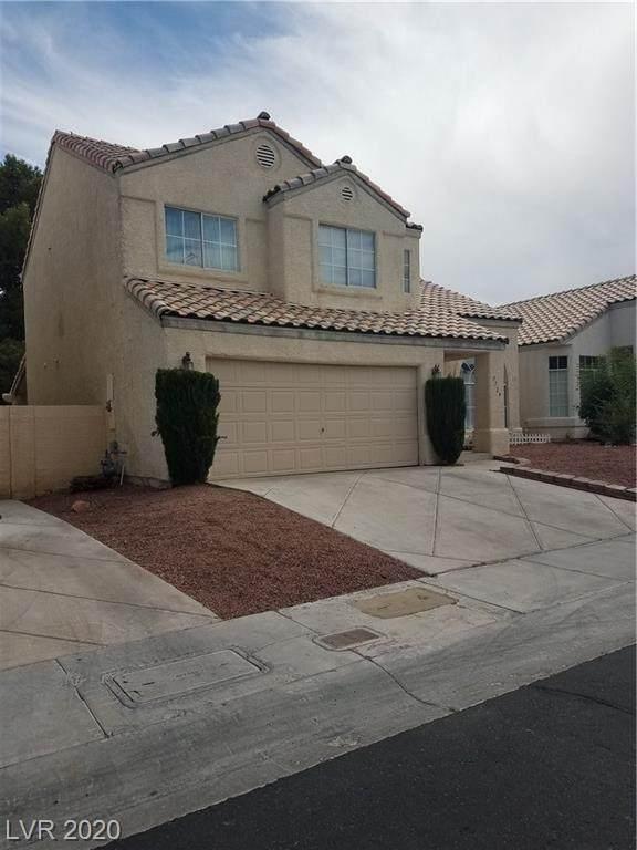 7729 Fall Cliff, Las Vegas, NV 89149 (MLS #2201418) :: Vestuto Realty Group