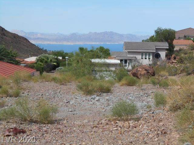 Patti Place, Boulder City, NV 89005 (MLS #2201493) :: Performance Realty