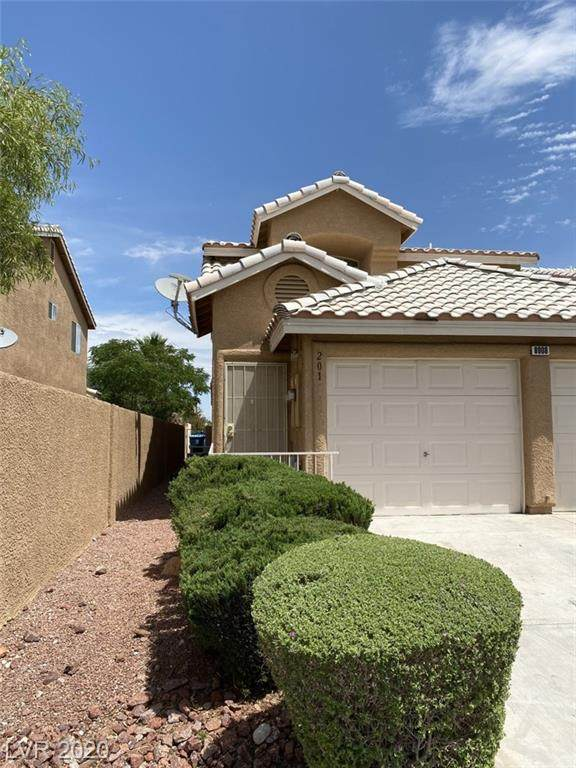 8008 Draco Circle #201, Las Vegas, NV 89128 (MLS #2202021) :: Helen Riley Group | Simply Vegas