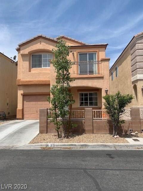 6335 Cheval Lake Way, Las Vegas, NV 89148 (MLS #2202033) :: Hebert Group | Realty One Group