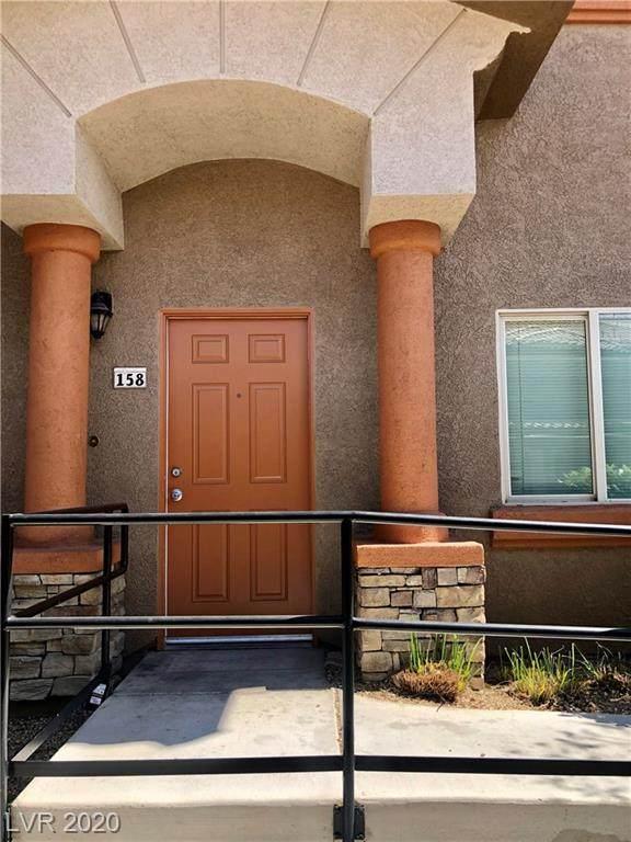 7701 Robindale #158, Las Vegas, NV 89113 (MLS #2202160) :: Helen Riley Group | Simply Vegas