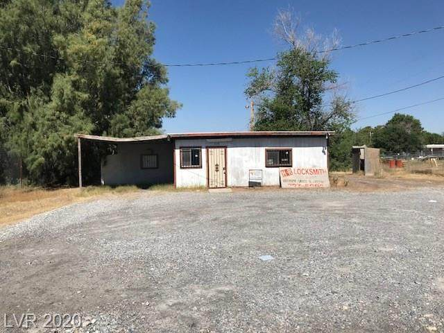 610 West, Pahrump, NV 89048 (MLS #2202275) :: The Mark Wiley Group | Keller Williams Realty SW