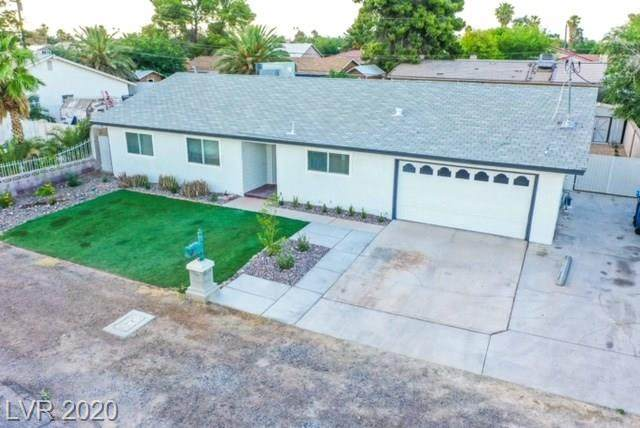4938 E St Louis Avenue, Las Vegas, NV 89104 (MLS #2202481) :: Signature Real Estate Group