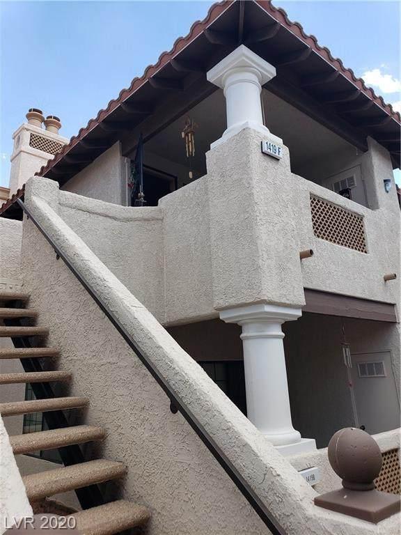 1419 Santa Margarita F, Las Vegas, NV 89146 (MLS #2202710) :: Hebert Group   Realty One Group