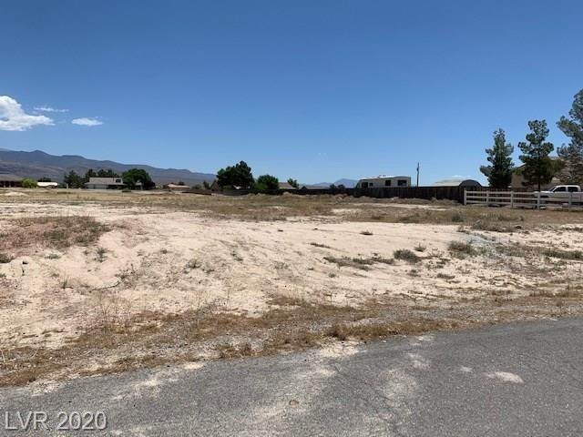 3331 Peggy, Pahrump, NV 89048 (MLS #2202895) :: Performance Realty