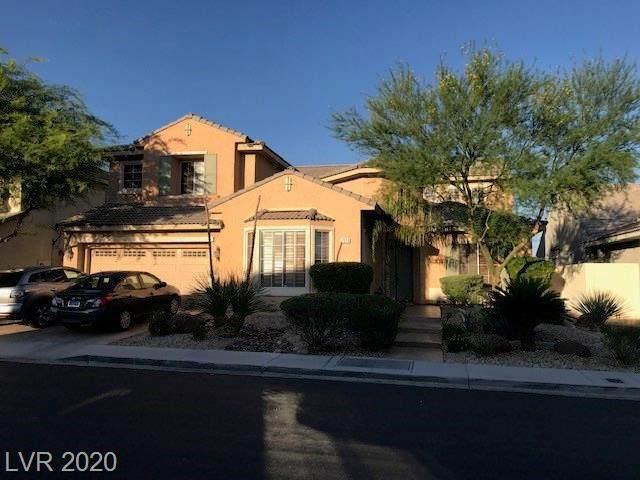 7524 Royal Crystal Street, Las Vegas, NV 89149 (MLS #2203824) :: Signature Real Estate Group