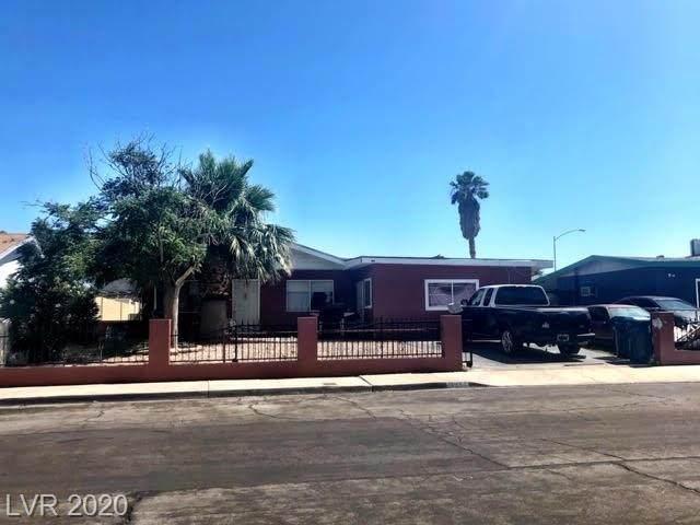 3827 Trout Lake, Las Vegas, NV 89115 (MLS #2204144) :: The Lindstrom Group