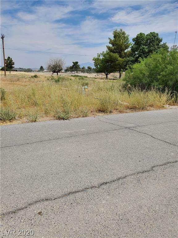 450 Belville, Pahrump, NV 89048 (MLS #2204190) :: Signature Real Estate Group