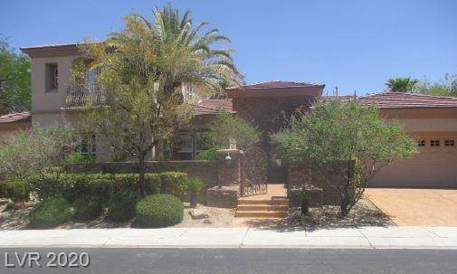 1717 Cypress Manor, Henderson, NV 89012 (MLS #2205511) :: The Lindstrom Group