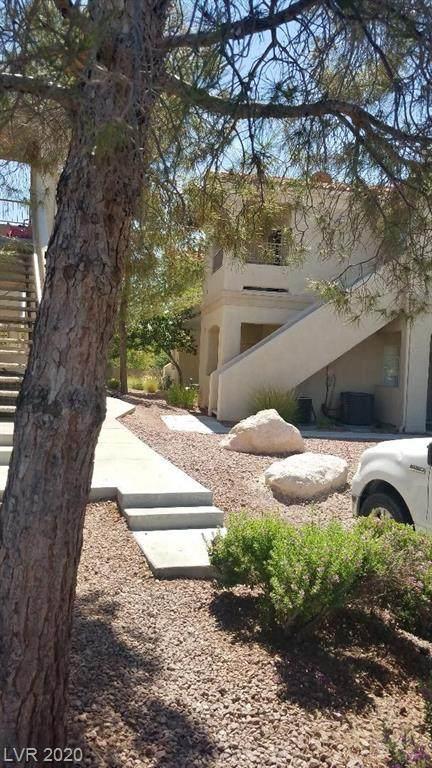 1881 Alexander Road #1124, North Las Vegas, NV 89032 (MLS #2206592) :: Hebert Group   Realty One Group