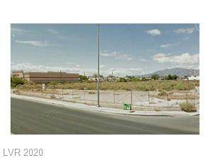 3978 Lake Mead Boulevard, Las Vegas, NV 89115 (MLS #2206861) :: The Shear Team