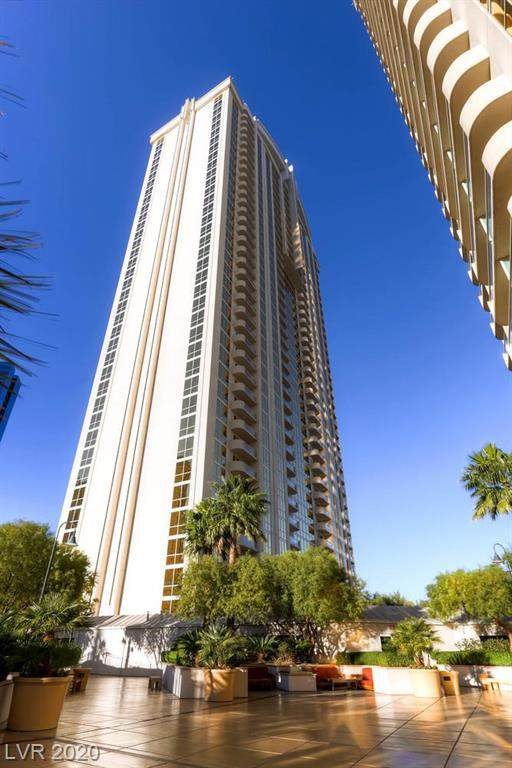 145 E Harmon Avenue #821, Las Vegas, NV 89109 (MLS #2206976) :: The Shear Team