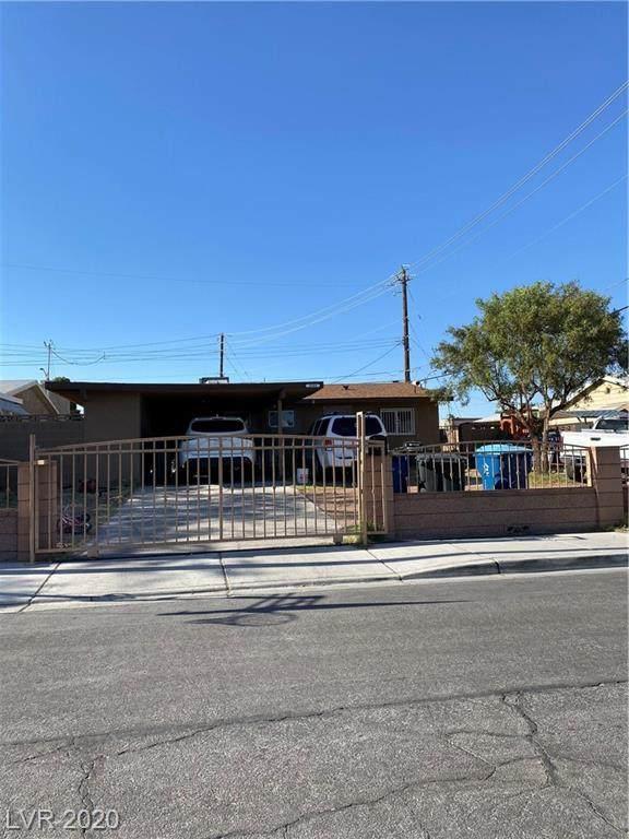 2009 Constantine Avenue, Las Vegas, NV 89101 (MLS #2207738) :: Signature Real Estate Group