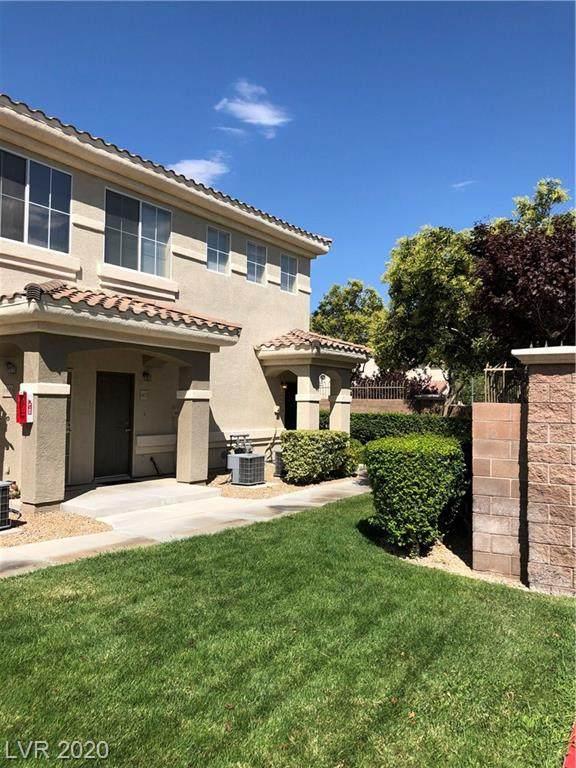 9050 Warmsprings Road #2072, Las Vegas, NV 89148 (MLS #2208086) :: Vestuto Realty Group