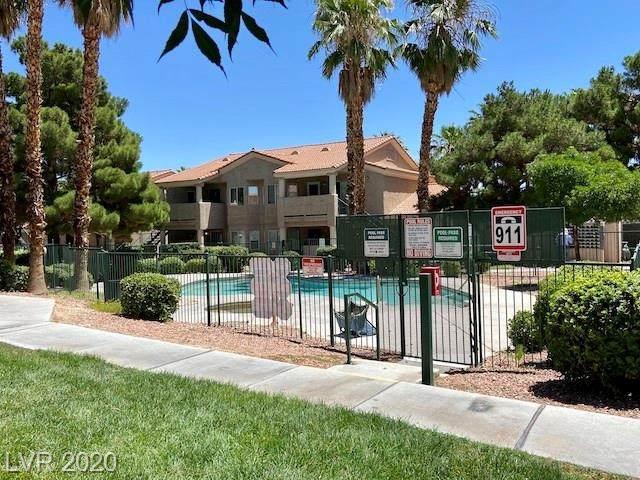 2225 James Bilbray Drive, Las Vegas, NV 89108 (MLS #2208260) :: The Shear Team