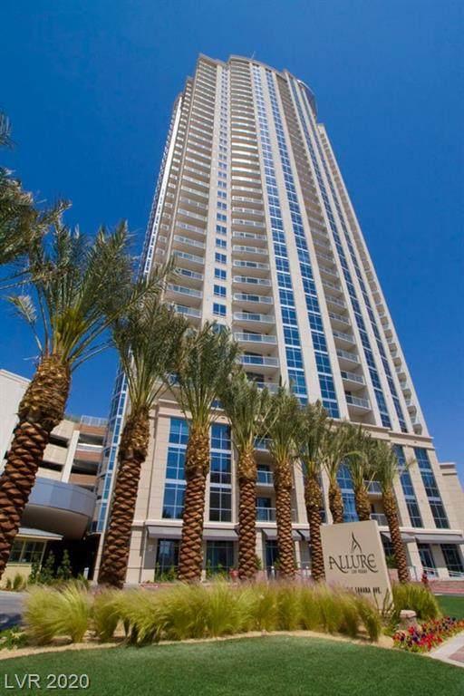 200 Sahara Avenue #804, Las Vegas, NV 89102 (MLS #2208274) :: Jeffrey Sabel