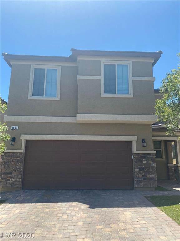 9833 Vista Meadows Avenue, Las Vegas, NV 89148 (MLS #2208293) :: Jeffrey Sabel