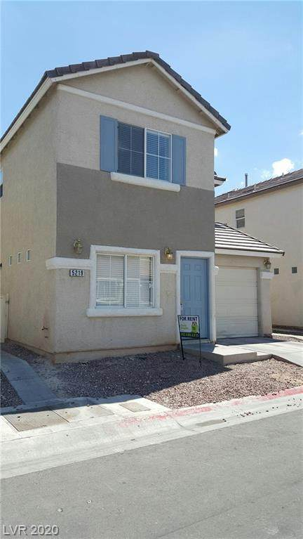 5219 Paradise Valley Avenue, Las Vegas, NV 89156 (MLS #2209021) :: The Lindstrom Group