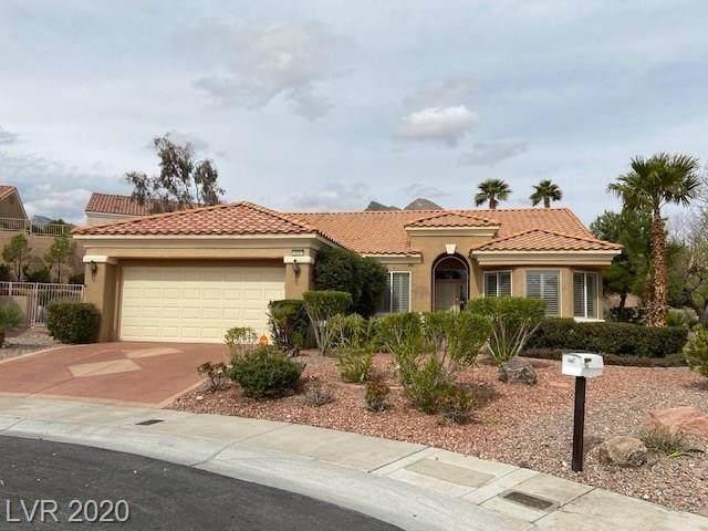 10904 Hot Oak Court, Las Vegas, NV 89134 (MLS #2209201) :: The Lindstrom Group