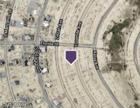 1980 S Yosemite Avenue, Pahrump, NV 89060 (MLS #2209345) :: Signature Real Estate Group
