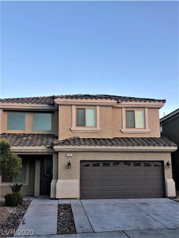 171 Tall Ruff Drive, Las Vegas, NV 89148 (MLS #2209373) :: Vestuto Realty Group