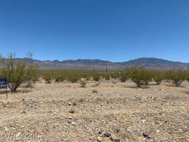 6581 N Nevada Highway 160, Pahrump, NV 89060 (MLS #2209609) :: Jeffrey Sabel