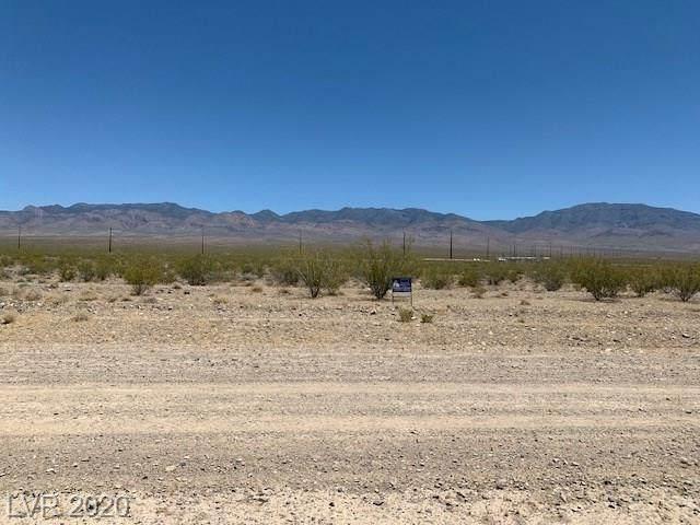 6591 N Nevada Highway 160, Pahrump, NV 89060 (MLS #2209626) :: Jeffrey Sabel
