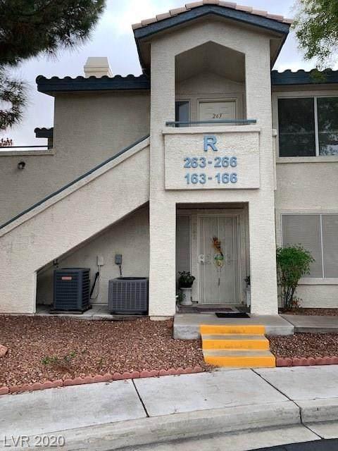 3425 Russell Road #259, Las Vegas, NV 89120 (MLS #2209655) :: Hebert Group   Realty One Group