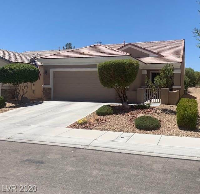 7625 Wingspread Street, North Las Vegas, NV 89084 (MLS #2209702) :: The Shear Team