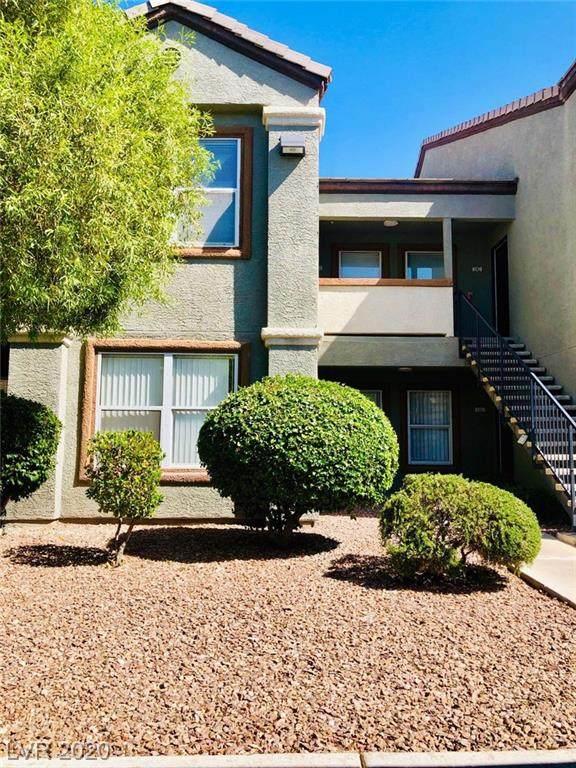 555 Silverado Ranch Boulevard #1061, Las Vegas, NV 89183 (MLS #2209797) :: The Shear Team
