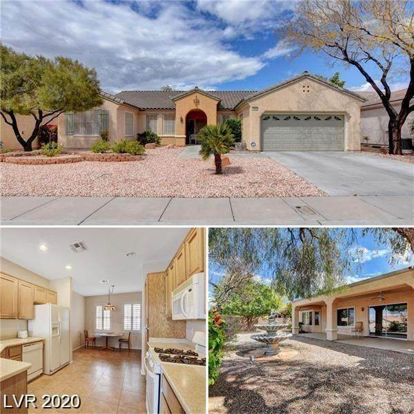 2558 Downeyville Avenue, Henderson, NV 89052 (MLS #2209811) :: Billy OKeefe | Berkshire Hathaway HomeServices