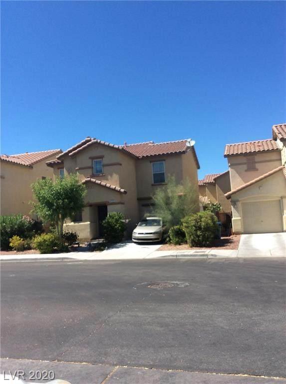 4710 Shelbourne Avenue, Las Vegas, NV 89139 (MLS #2209840) :: Hebert Group   Realty One Group