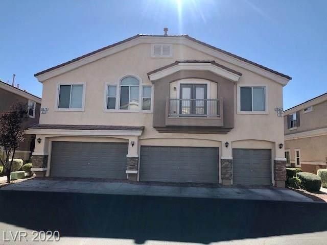 10673 Petricola Street #101, Las Vegas, NV 89183 (MLS #2210423) :: Vestuto Realty Group
