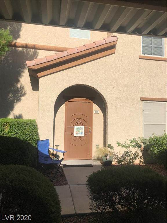 3810 Wiggins Bay Street #102, Las Vegas, NV 89129 (MLS #2210515) :: Signature Real Estate Group