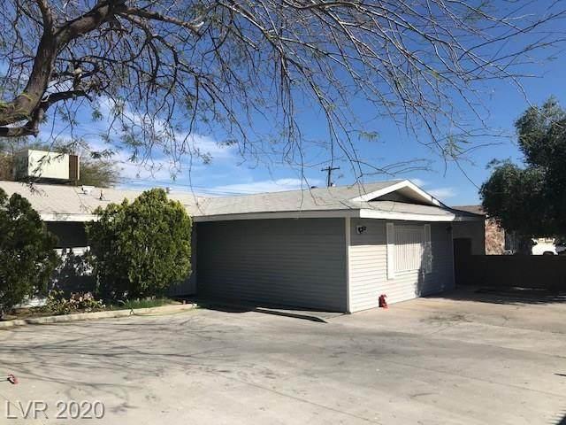 2544 Tuskegee Street, North Las Vegas, NV 89030 (MLS #2210575) :: Billy OKeefe   Berkshire Hathaway HomeServices