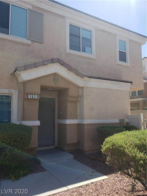 6543 Strolling Plains Lane #102, Henderson, NV 89011 (MLS #2210629) :: Billy OKeefe | Berkshire Hathaway HomeServices