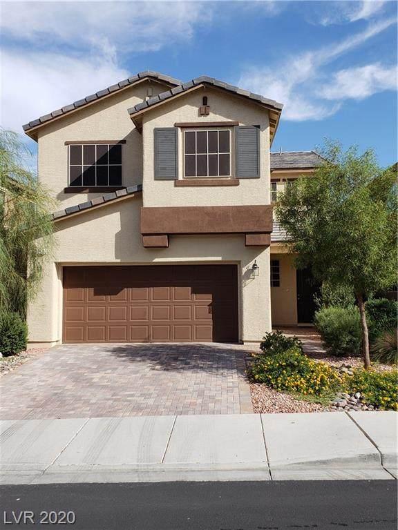 3253 Grayson Lake Court, Las Vegas, NV 89129 (MLS #2210760) :: Signature Real Estate Group