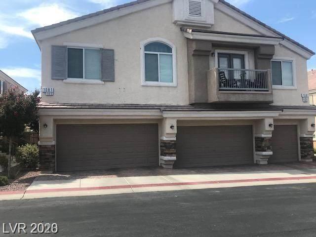 1081 Pleasure Lane #103, Henderson, NV 89002 (MLS #2212493) :: Signature Real Estate Group