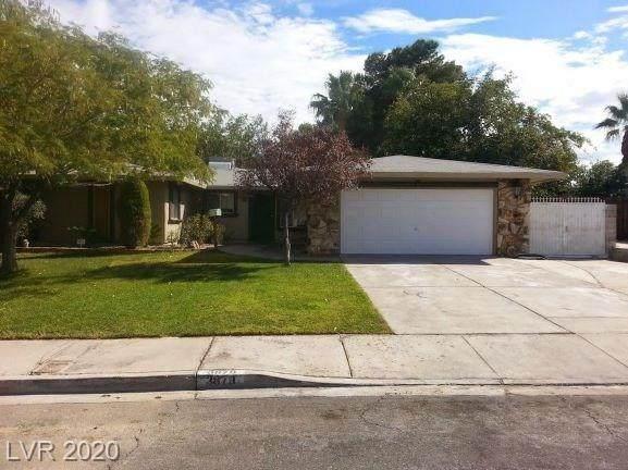3879 Monthill Avenue, Las Vegas, NV 89121 (MLS #2212522) :: Signature Real Estate Group