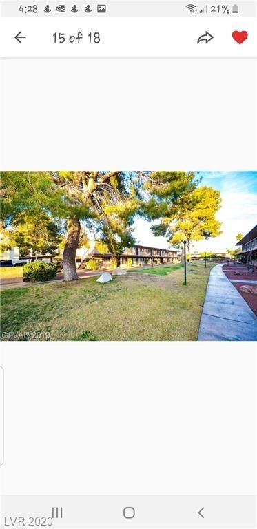 3726 Hazelwood Street 10&11, Las Vegas, NV 89119 (MLS #2212787) :: Jeffrey Sabel