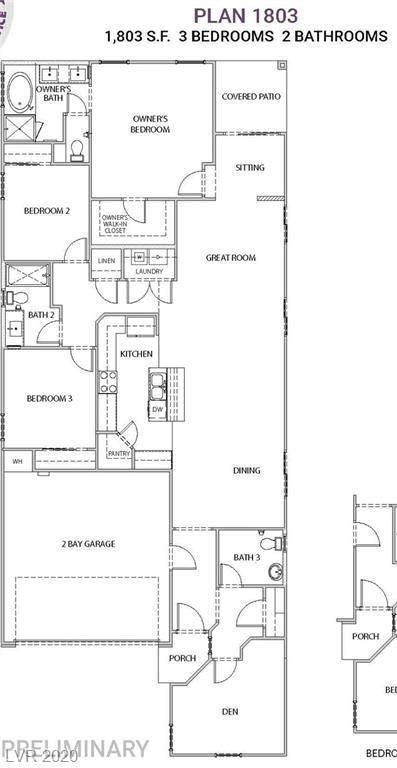 8640 Vondel Park Street Lot 27, Las Vegas, NV 89148 (MLS #2214171) :: The Lindstrom Group