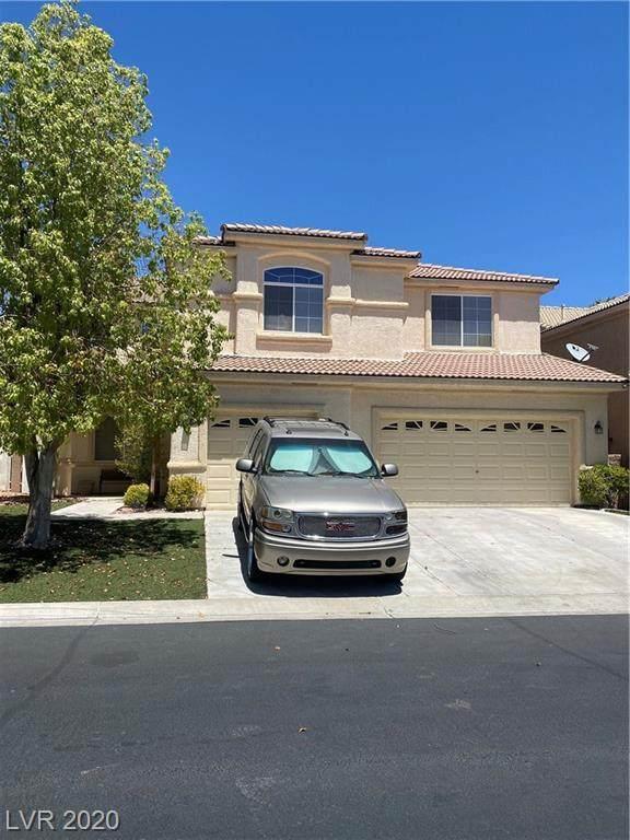5864 Farmhouse Court, Las Vegas, NV 89141 (MLS #2215923) :: Jeffrey Sabel