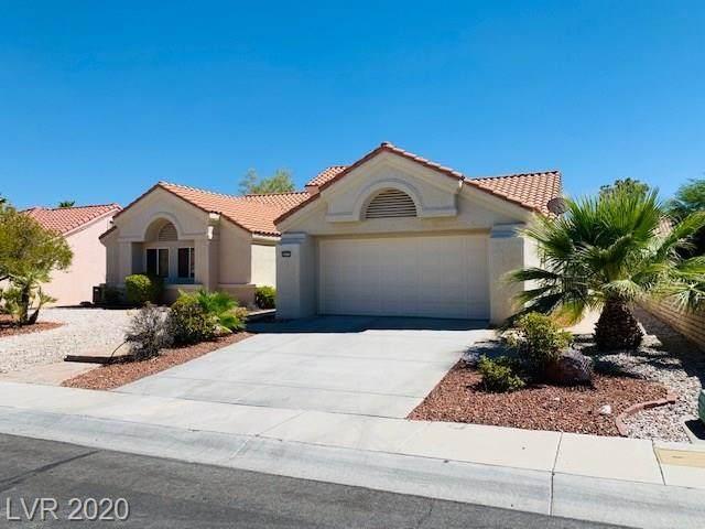 8605 Bayland Drive, Las Vegas, NV 89134 (MLS #2216539) :: Signature Real Estate Group