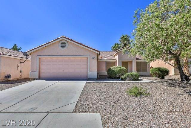 2913 Bradford Hill Avenue, North Las Vegas, NV 89031 (MLS #2216850) :: The Mark Wiley Group | Keller Williams Realty SW