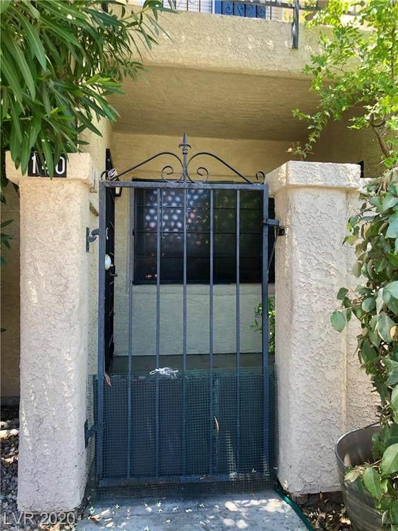 3603 Di Salvo Drive #140, Las Vegas, NV 89103 (MLS #2217071) :: Helen Riley Group | Simply Vegas