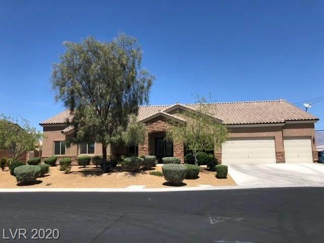 7610 Gracemoor, Las Vegas, NV 89129 (MLS #2217322) :: The Mark Wiley Group   Keller Williams Realty SW