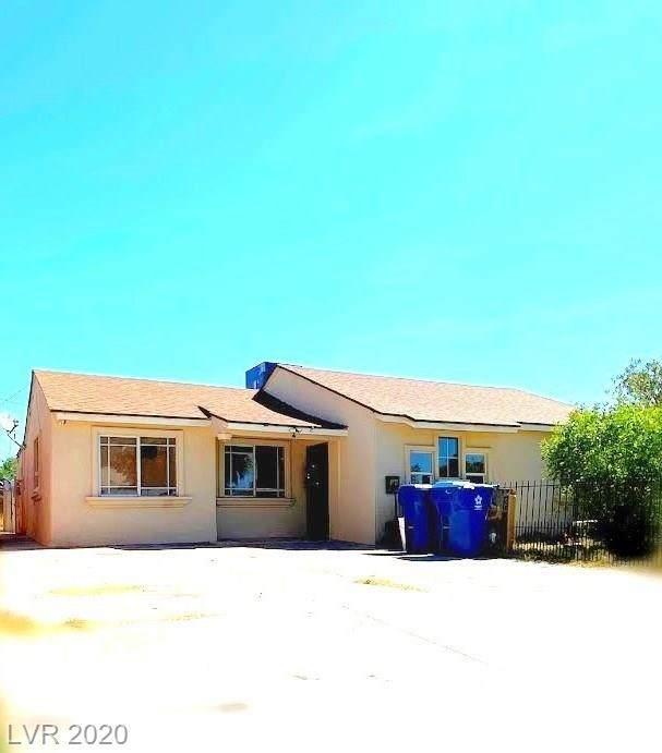 1419 Lewis Avenue, Las Vegas, NV 89101 (MLS #2217461) :: Hebert Group   Realty One Group
