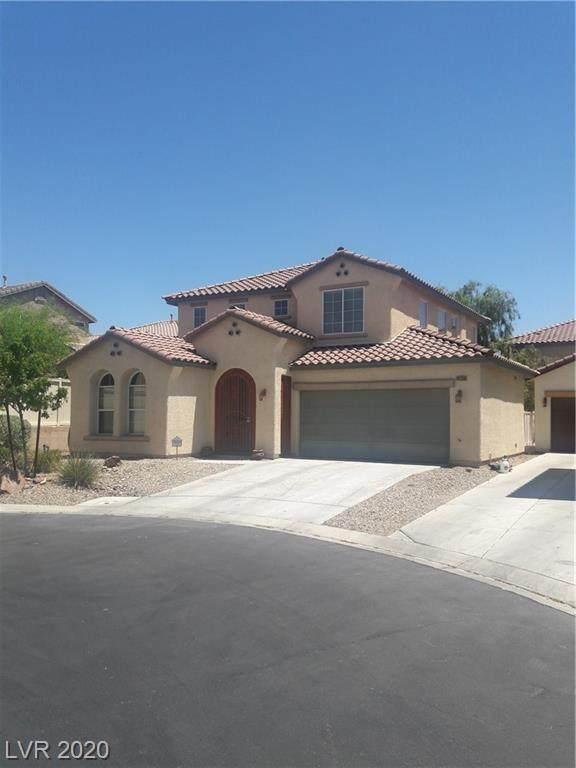 6150 Glenborough Street, Las Vegas, NV 89115 (MLS #2217633) :: Hebert Group | Realty One Group